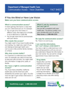 Communication Assistance - Vision Fact Sheet
